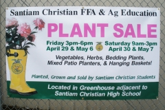 Santiam Christian Plant Sale