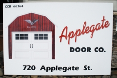 Applegate Door