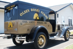 olsen honey farms